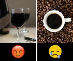 Time for this month's vote! If you had to choose to live without #wine or #coffee... which one would it be?