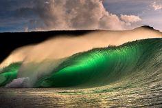 Emerald Wave in Ireland