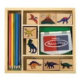 Found it at Wayfair - Dinosaur Stamp Set