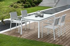 LOLA meble tarasowe STERN Outdoor Furniture Sets, Outdoor Decor, Terrace, House, Home Decor, Balcony, Home, Patio, Haus