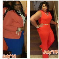 """""""My name is LaShayla, 5 months ago while I was driving to my next physicians office, I prayed to God and asked him to help me to minimize my appetite as well as the desire to eat foods that were not in my best interest.   I also asked that he would give me the desire as well as the determination and consistency to get back on track in my weight loss journey! A couple days passes and I noticed my appetite decreased significantly as well as I got the urge to start back working out. The more I…"""