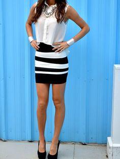 Fashion Fix: zwart-wit