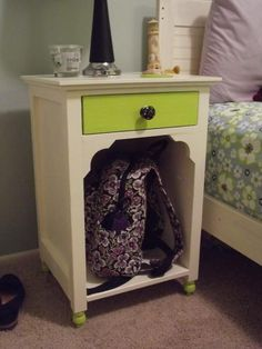 My Julia Nightstand | Do It Yourself Home Projects from Ana White