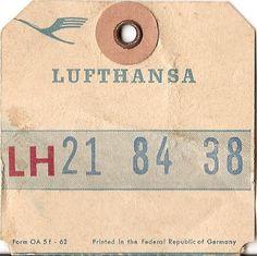 Lufthansa - PAR Paris, type