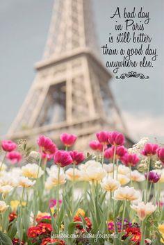 ⚜audrey l o v e s paris⚜ — A bad day in Paris is still better than a good day...