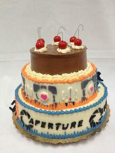 Portal Cake - Imgur