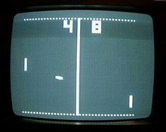 """ Can you imagine this was the very first almost computer game. I remember my parents and me playing this in the pre computer games era."