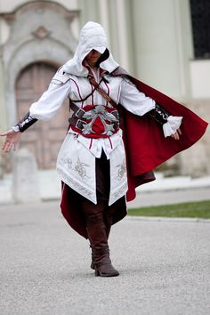 all wanted the same pose... I call it the 'standard-pose' ezio (c) to ubisoft photographer: =Andy-K