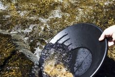 Gold Panning Instructions - Learn How to Pan For Gold