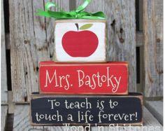 Teacher Gift! Christmas! LOVE.
