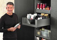 Ergonomie & Komfort in der Küche - http://www.immobilien-journal.de/wohntrends/kueche/ergonomie-komfort-in-der-kueche/