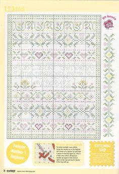 Gallery.ru / Фото #10 - Cross Stitch Crazy 020 май 2001 - tymannost