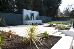 Garden Design to New Build Property - Sneyd Park, Bristol - modern - Landscape - South West - Oasys Property Solutions