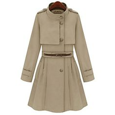 such a gorgeous trench coat