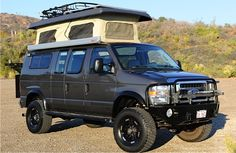 Sportsmobile Custom Camper Vans - Pre-owned Vans - California Custom Camper Vans, Custom Campers, 4x4 Camper Van, Truck Camper, Off Road Camping, Van Camping, Ford Van Conversion, Ambulance, Lifted Van