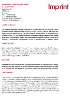 the-charles-hotel-facebook-impressum-tab-hotel --  Das The Charles Hotel der Rocco Forte Hotels liegt im Herzen Münchens direkt am Alten Botanischen Garten und in der Nähe   des Königsplatzes. -In Zusammenarbeit mit unserem Partner F@Boom. -- Facebook Impressum, App Tab, Pflicht Impressum, Social Media Impressum