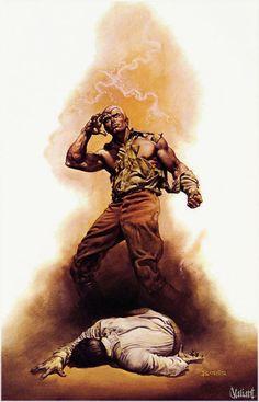 The Boss of Terror: Doc Savage