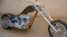 The Orange County Choppers Supersnake