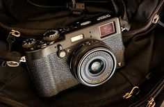 About Photography: Fuji X100T camera -- a Hands-on review