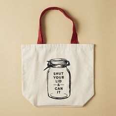 Market Tote Bag - Can It #westelm WANT SO BAD!!! @Lindsay Serrahn  you need these in your shop!