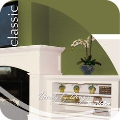 True Value Paint - Color Inspiration: Fern Green, Bermuda Lily, & Blue Heron
