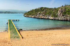Playa el Faro, ubicada en el Parque Nacional Mochima, en la Isla Chimana Segunda de la zona costera del Estado Anzoátegui en Venezuela, forma parte de sus Playas Orientales, un destino espectacular para disfrutar de la belleza natural de este país.