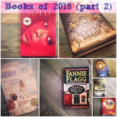 Books of 2015 Part Two