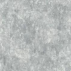 DecoMode vliesbehang Beton midden grijs | Praxis