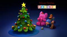 Feliz Navidad con Pocoyó: Decorando el árbol de Navidad (3/3)