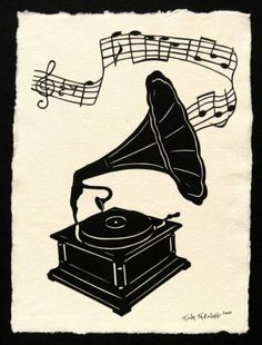 THOUGHT PATTERNS: Of Victrolas, Typewriters & Old Telephones