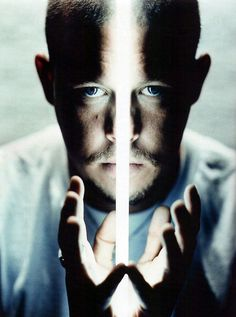 Alexander McQueen: love, love, love his work. Inspiration.