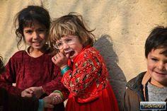 Beautiful Afghani kids