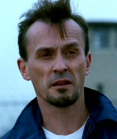 Robert Knepper !  So I am baseing this on his performance as T-Bag in Prison Break but he is my favourite actor - he is stunning as Theodore and you can't help but love him even though you shouldnt. And I met him :P