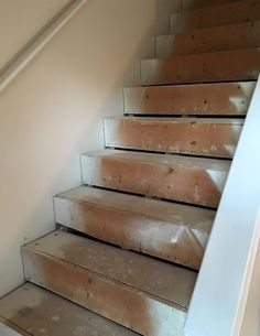 Prefabricated Stair Cases Are In Most Homesfactory Builtplugged In At The  Home During Construction