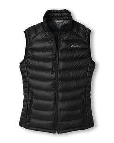Women's Downlight® Stormdown® Vest   Eddie Bauer