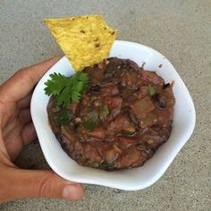 Tex Mex Black Bean Dip - Allrecipes.com