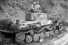 "Imperial Japanese Army Medium Tank Type 1 ""Chi-he"" 一式中戦車 チヘ"