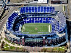 Ravens stadium!!