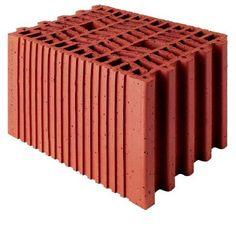 Brique monomur / alvéolaire / isolante / murale TRADITIONNELLE Ceramica Sampedro