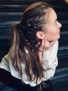 braids💃🏻 #hair #braids #girl #teenfashion #creative