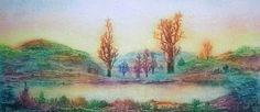 . Fairy Land, Graphic Design, Artist, Paintings, Autumn, Illustrations, Paint, Fall Season, Artists