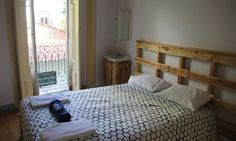 Rooms & Offers - Hub New Lisbon Hostel Great deal for shared and private rooms in Lisbon
