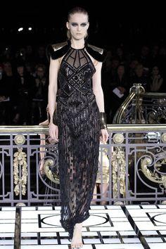 Versace. Couture Paris 2013