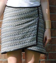 Asymmetrical skirt @ stripedflats.com #stripedflats #blog #style #styleblog