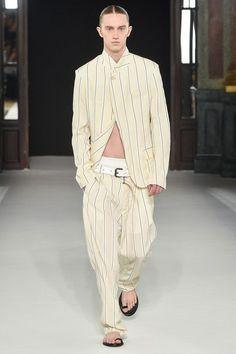 Haider Ackermann Spring 2018 Menswear Collection Photos - Vogue
