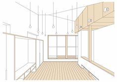 東京都/明るく耐震性の高い木の家/東京/練馬/新潟/建築家/建築設計事務所