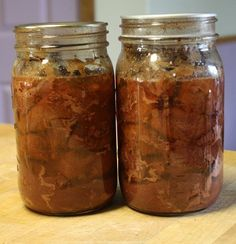 Canning Venison, raw packed, cubed or strips. So easy.