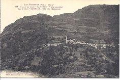 VALLE DE ARÁN 'CANEJÁN - VISTA GENERAL'. LABOUCHE FR.