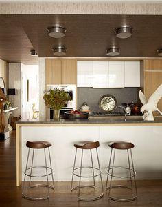 Cozinha cores lindas