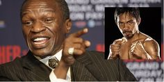 Mayweather Sr. on Pacquiao: Hes the man who chased Floyd for years #RagnarokConnection